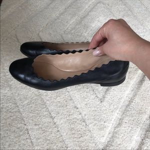 Chloe Lauren flats size 8